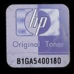 HP Noch gebräuchliches Hologramm - schwarze und blaue Verpackung - Produktion bis 2011_1