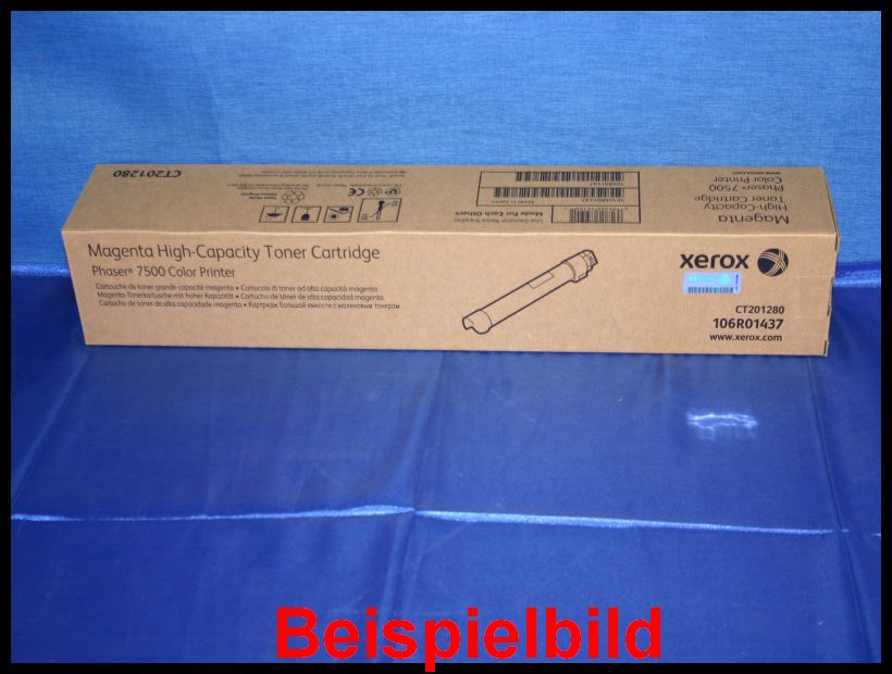 Ankauf Xerox 106r01437