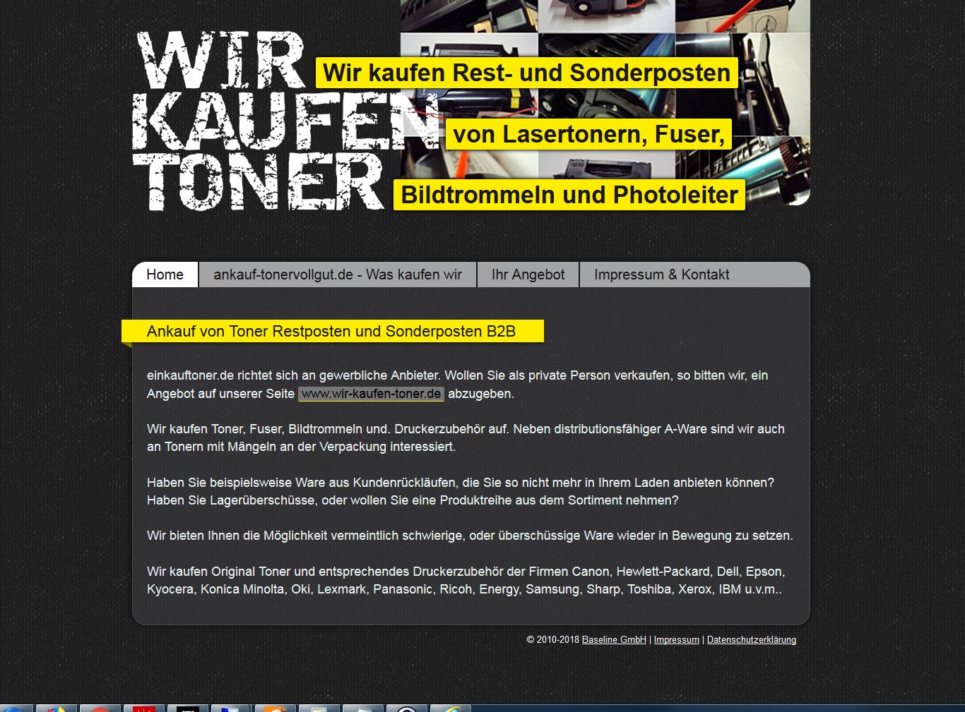 alte homepage ankauf tonervollgut