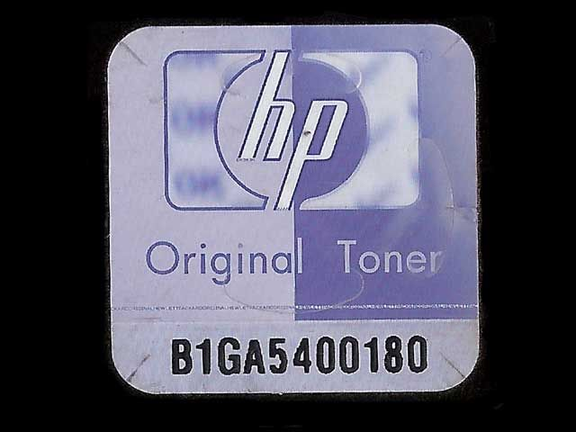 HP Siegel Toner ab 2011
